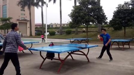 《业余打乒乓》技术高低不重要 玩得开心才更好