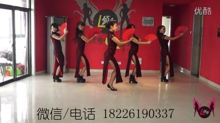 合肥爵士舞培训领秀舞蹈培训学校 - 扇子舞 5人