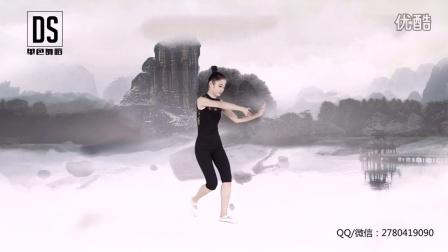 形体身韵教学  单色舞蹈中国舞古典舞《冰菊物语》分解教学 完整示范  长沙雨花区体院路附近的古典舞蹈培训班