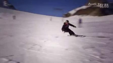 奥迪滑雪板-视频