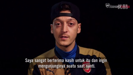.@ganigonay Ini dia jawaban dari @MesutOzil1088 #AskOzil