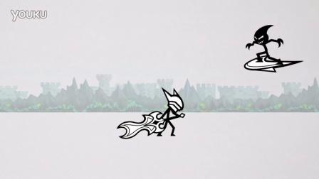 Gamevil首款火柴人塔防策略手游《卡通战争3》宣传视频