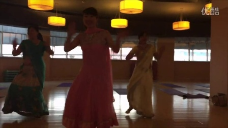 唯瑜珈JAY2016年1月印度融合舞RADHA
