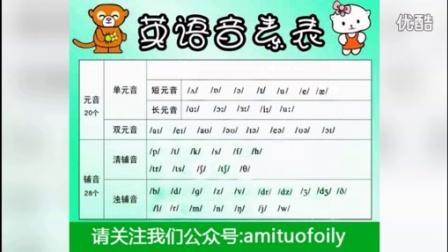 【音标拼读】英语国际音标的拼读技巧