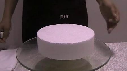 三分钟让你学会生日蛋糕【刘清蛋糕培训学校】MOV023