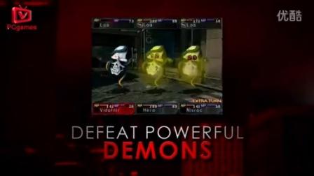 《恶魔幸存者OC》美版宣传视频