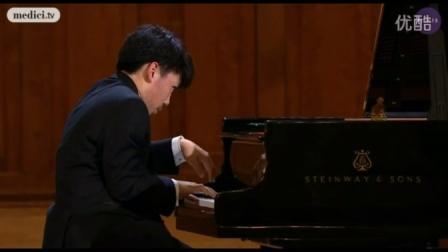 美籍华裔钢琴家黎卓宇(George LI )演奏李斯特第2号匈牙利狂想曲 #Tch15