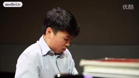 美籍华裔黎卓宇(George LI)1月14日在卢浮宫礼堂音乐独奏会预告片