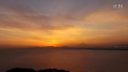 富士山夕阳