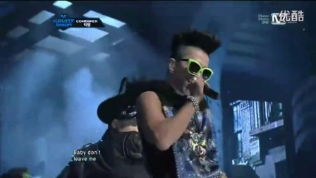 【BB】BigBang 回归舞台《Blue》《BAD BOY》《FANTASTIC BABY》现场_高清