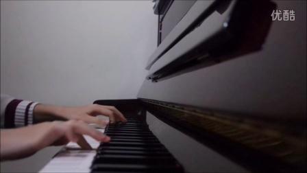 因为遇见你 钢琴演奏_tan8.com
