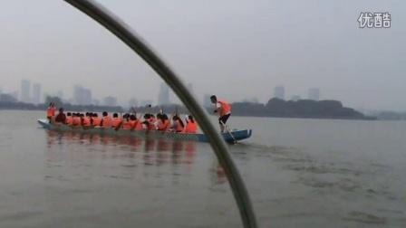 15年金秋十月:全家游玩南京玄武湖纪实