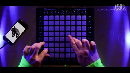 【Launchpad Show】Siri vs Nev - Cats and Boots Beatbox