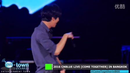 160116 - 2016 CNBLUE LIVE [COME TOGETHER] IN BANGKOK