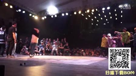 【街舞】不错的bboy表演  HUSTLE & FREEZE VOL.10 HIGHLIGHT2 45