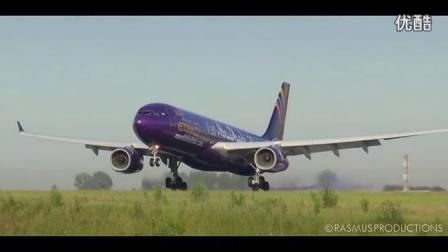 【航空精品】航空的魅力不只在于飞机的起降一瞬间_超清