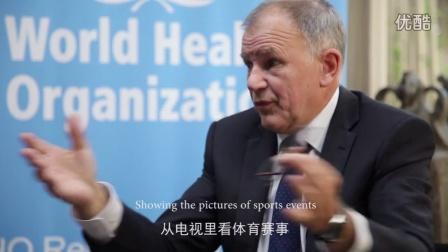 领导们如何倡导健康的生活方式?