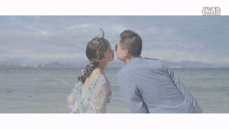 三亚克洛伊婚纱摄影——【心动】