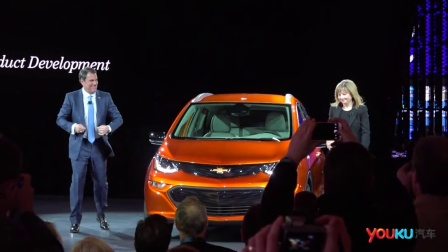 2016北美车展通用汽车多款新车发布