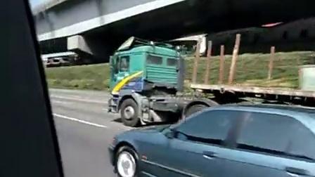 MAN卡车在台湾