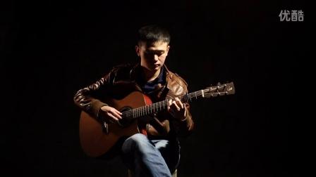 《昨日重现》吉他独奏——武汉弦木吉他王屹