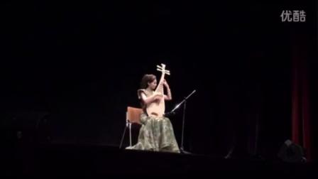 原创琵琶曲《见龙卸甲》
