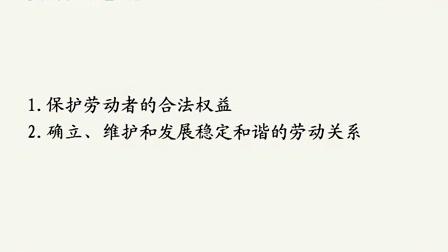 劳动法与社会保障法学 02