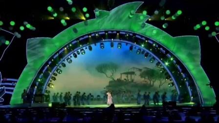 爽乐坊童星贾一诺张晶晶激情献唱中国儿歌盛典