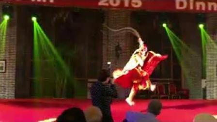 中国传统变脸