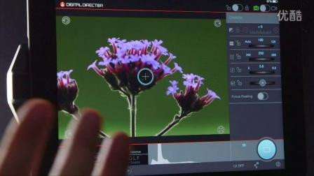 数字导演的手触对焦功能