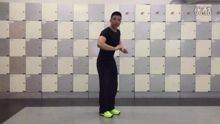 张琨健身小讲堂(一百三十九)模拟跳绳。