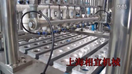 上海相宜机械制造雀巢咖啡胶囊8杯机