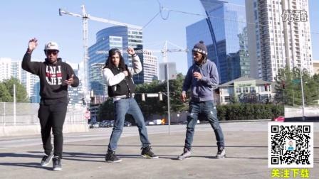 【街舞】三位poppin高手联手精彩的表演 48