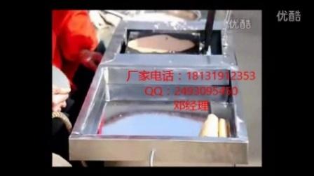 手工制作鸡蛋卷12 小型蛋卷机 鸡蛋卷机器使用情况简介 做蛋卷机的配料