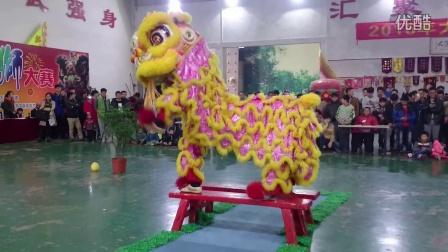 2016 大瀝鎮 傳統獅大賽 - 六聯南村@柚子青
