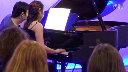 Sonata Facile (forse) 也许简单的奏鸣曲 张律婕 Andrea Merlo 四手联弹