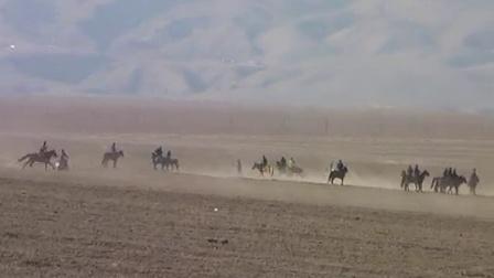 哈萨克赛马比赛(伊犁巩留县)2 集