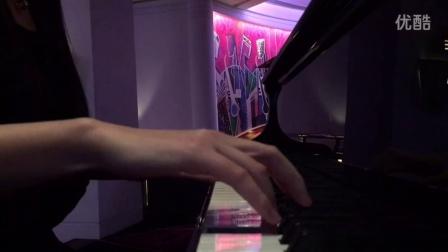 钢琴曲  《夜的钢琴曲五》 _tan8.com