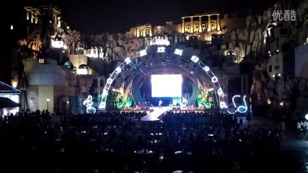 北京欢乐谷---花式小提琴   李申