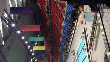 Montreal奥林匹克游泳馆