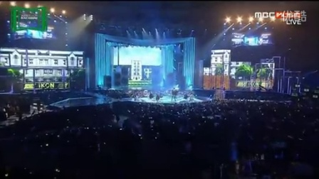 My Type & RHYTHM TA - 2015 Melon Music Awards 现场版-iKON-HD