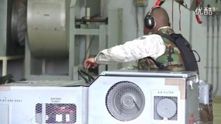 霹雳号装载/导弹挂 起飞发射命中目标全过程