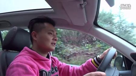 迈享自由 试驾新驾值SUV众泰大迈X5(动力篇)-睛彩车市【驾控汇】