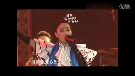 凤凰传奇2011年演唱会的主题大声唱