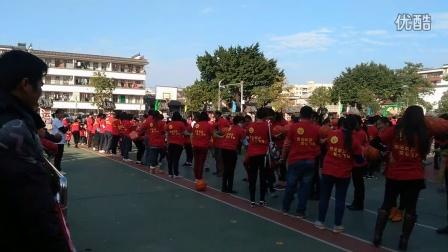 德庆阳光幼儿园2016年亲子运动会-5