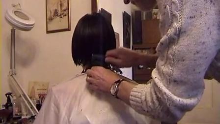 Sexy BOB haircut for Johanna-Natally