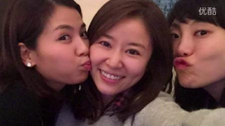 刘涛为林心如庆40岁生日 秀总攻气质大方献香吻