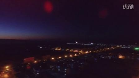 吉木乃县夜景实拍-致一座不为人知的小城