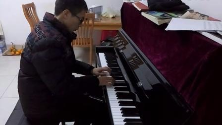 爱的罗曼史(立式钢琴)_tan8.com
