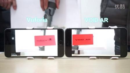 太虚&Vuforia基本功能对比